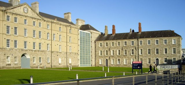 Collins Barracks Museum Front - Dublin