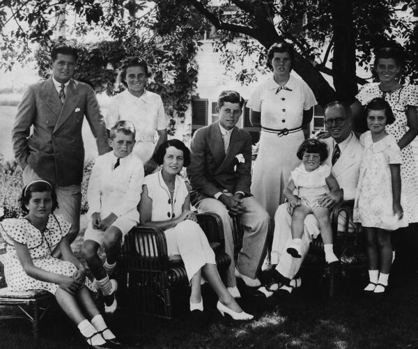 The Kennedy Clan