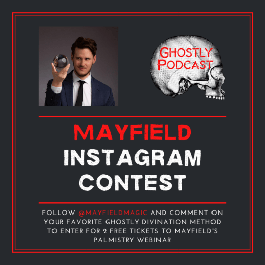 Mayfield Contest for Ghostly Listeners