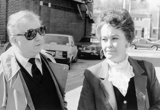Ed and Lorraine Warren by Bettmann/Getty Images