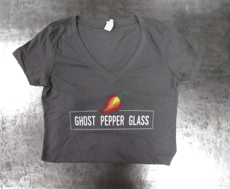 Women's GPG Grey Logo Shirt