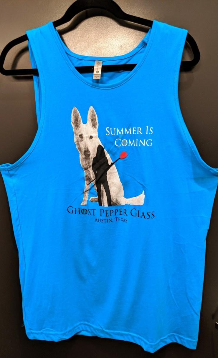 Men's Tank - Summer is Coming