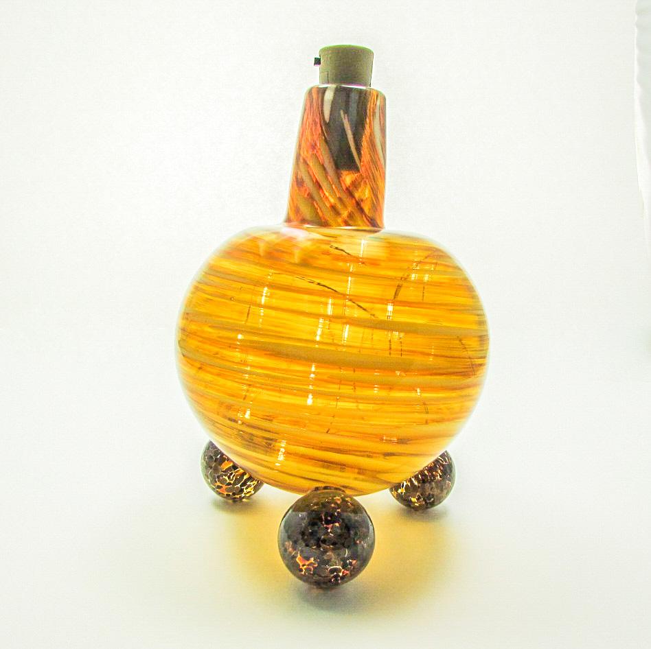 Tres Orbs Vase