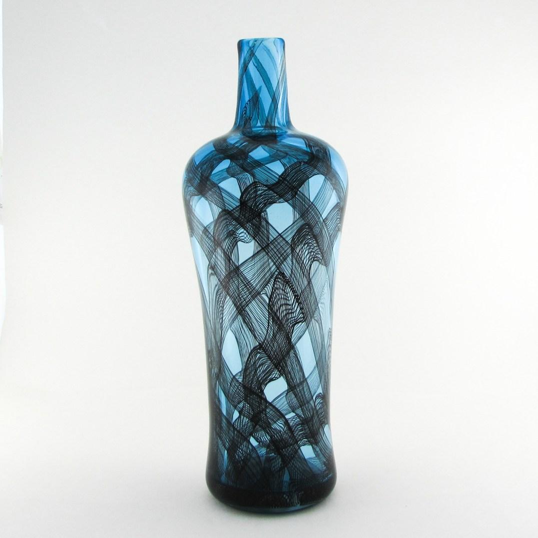 Tessuti Plaid Vase