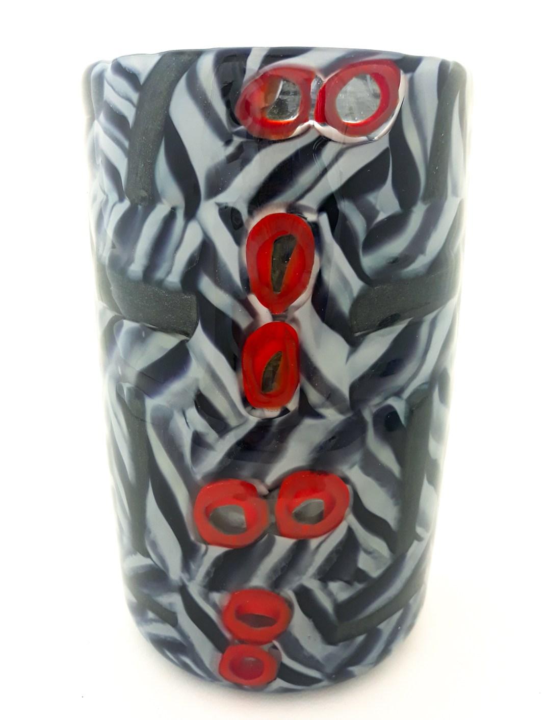 Crossroads Cylinder Vase