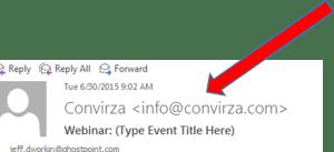 Email fail - 2