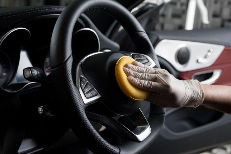Interior Car Detailing Package