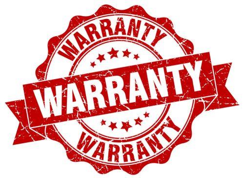 Warranty on Film