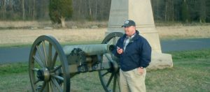 Mark Nesbitt owner of Ghosts of Gettysburg