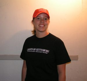 Ghosts of Gettysburg hat and tshirt
