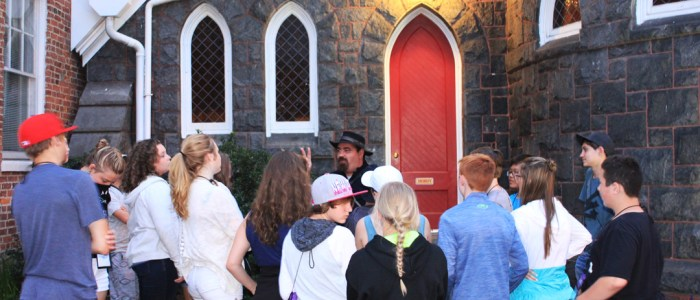 Mark Nesbitt's Ghosts of Gettysburg Tours