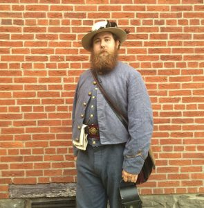 Ghosts of Gettysburg Guide Steven