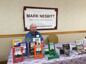Mark Nesbitt Ghosts of Gettysburg Book Signing