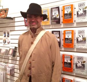 Ghosts of Gettysburg Tour Guide Nick