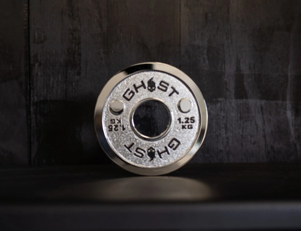 Ghost Strong 1.25KG Steel Plate