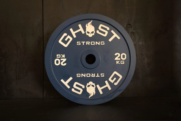 Ghost Strong 20KG Steel Plate