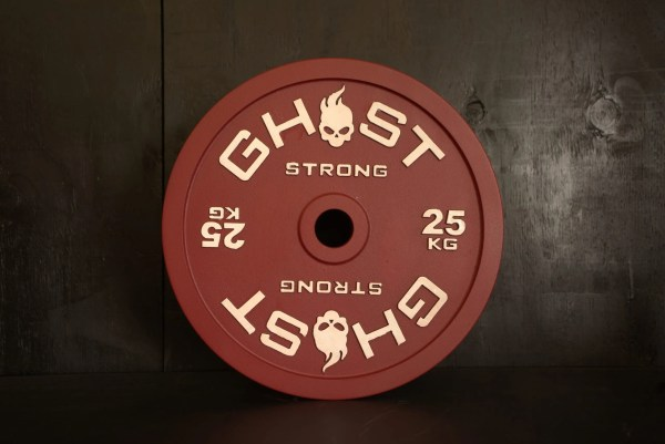 Ghost Strong 25KG Steel Plate