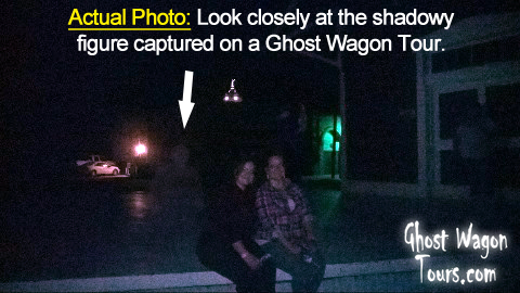 Ghost Tour in Belton Texas