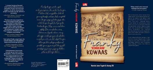 buku Franky Kengkang Kowaas