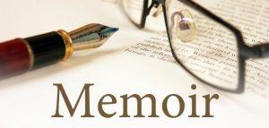 memoir ghostwriter