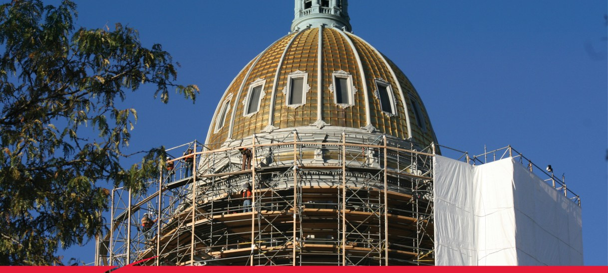 The State of Colorado – State Capitol Dome Restoration