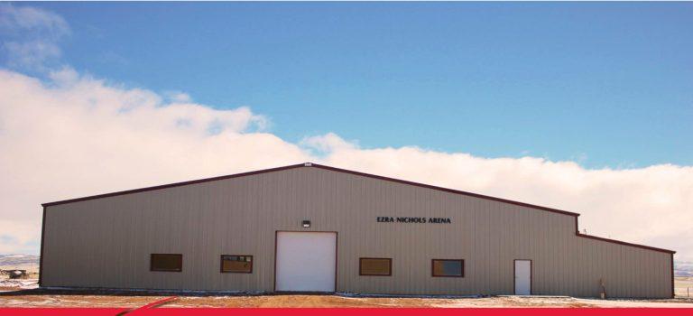 Ezra Nichols Indoor Arena