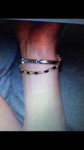 Bracelet stolen in burglary on Galley Hill
