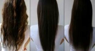 تفتيح لون الشعر الاسود