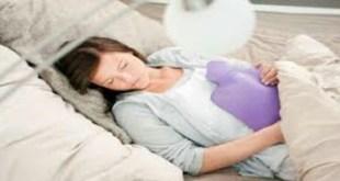الم المبيض الايسر من علامات الحمل,