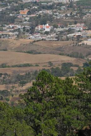 La mañana del domingo 17 de febrero de 2013, todo estaba listo para que la población de San Juan Bosco, se expresara sobre proyectos de minería química de metales en su territorio a través de una consulta comunitaria.