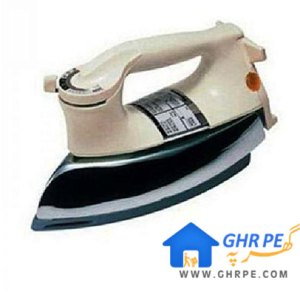 National Electronics Dry Iron-Grey NI-21AWT