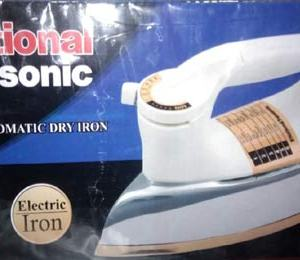 National Panasonic Automatic Dry Iron RM#18