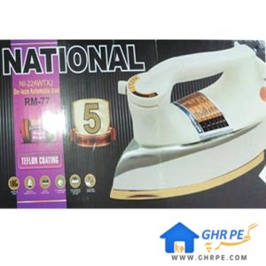 National Automatic Dry Iron RM-77