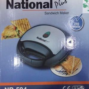 National Non-stick Sandwich Maker NP-594