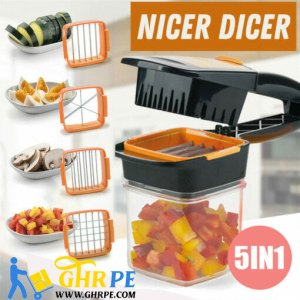 Multi-Cutter Food Fruit Vegetable Cutter Slicer/Chopper