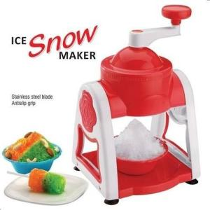 Classic Portable Ice Crusher/Hand Gola Maker