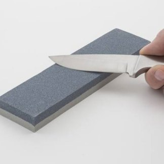 New Stylish Double Sided Knife Blade Sharpening Stone