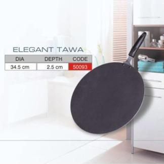 New Stylish Elegant Non Stick Tawa Black By Sonex
