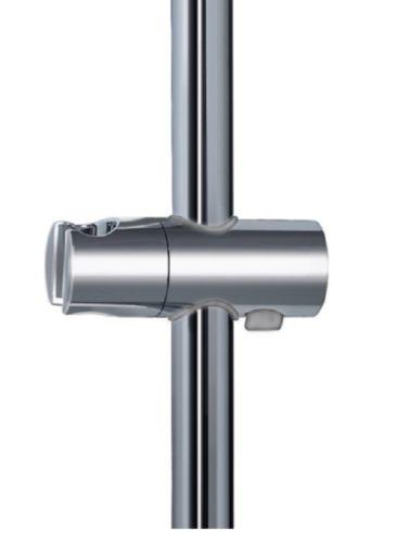 ASW Brausestange Wandstange 950 mm Metall variabel Dusche Bad 602042