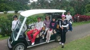石垣島・小浜島ゴルフツアー#10