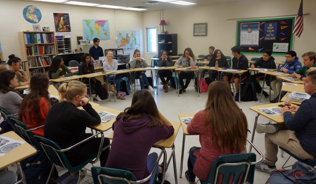 Socratic Seminar | Gulf High School