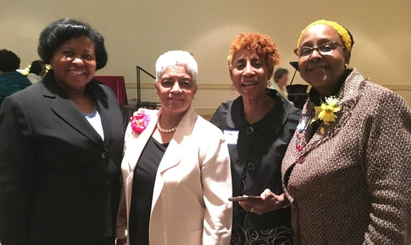 Annual Luncheon and Meeting with the Honorable Shirley Clarke Franklin