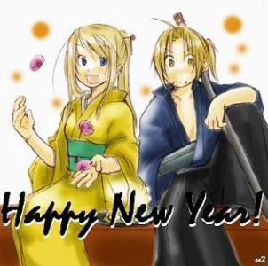 anime new year   Gabrielino Anime Club anime new year