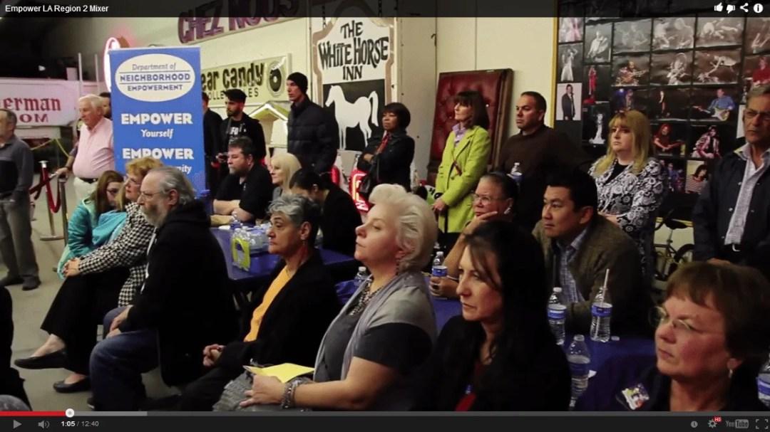 Empower LA Region 2 Elections Mixer Video