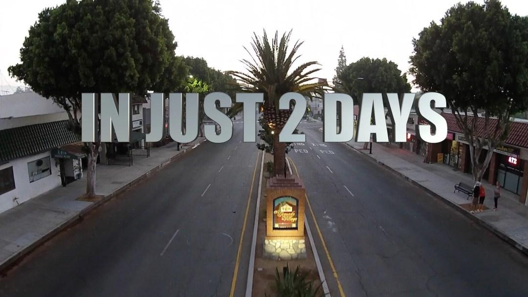 Granada Hills Street Faire Promotional Video