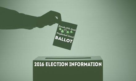 GHSNC Election 2016