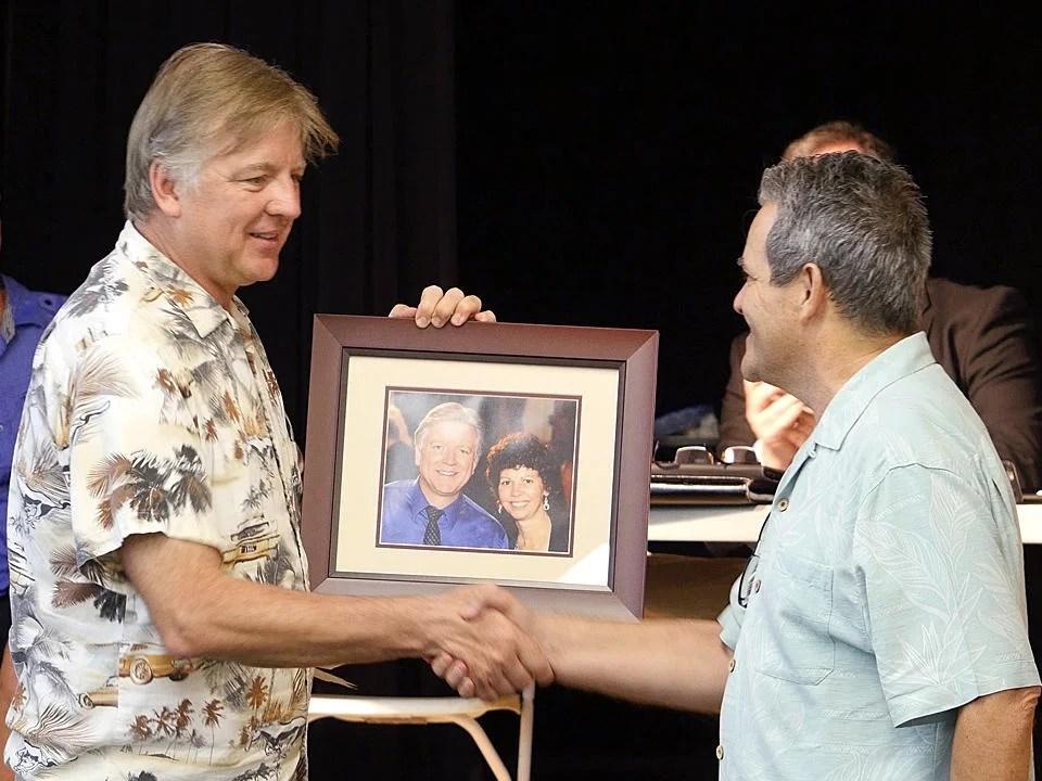 Jerry & Mark Photo