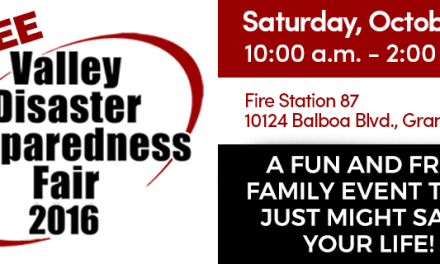 Valley Disaster Preparedness Fair 2016