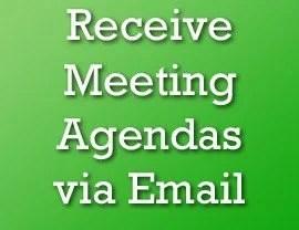 email agendas GHSNC