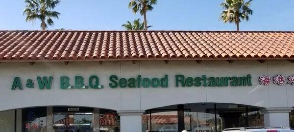 A & W BBQ Seafood Restaurant